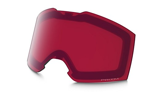 Oakley Fall Line Replacement Lens Prizm Rose & Cleaning Kit - Lenses Scratched Oakley