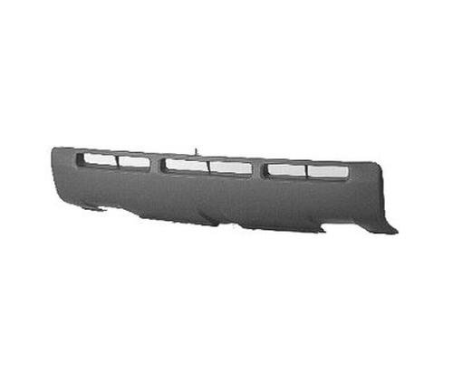 (CPP Textured Gray Front Bumper Valance for 2007-2009 Toyota Tundra)