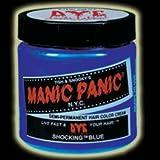 Manic Panic Shocking Blue 4 fl oz/118 ml