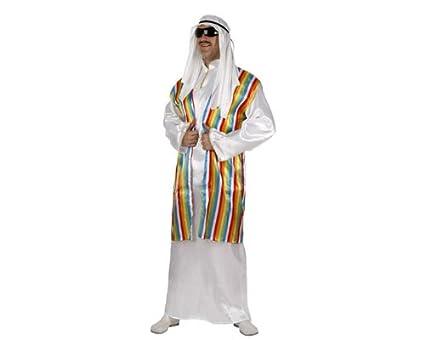 Atosa - Disfraz de árabe para hombre, talla M/L (52936 ...