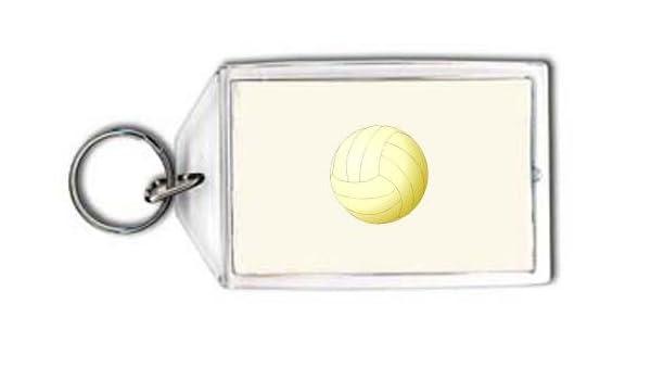 Llavero de voleibol: Amazon.es: Coche y moto