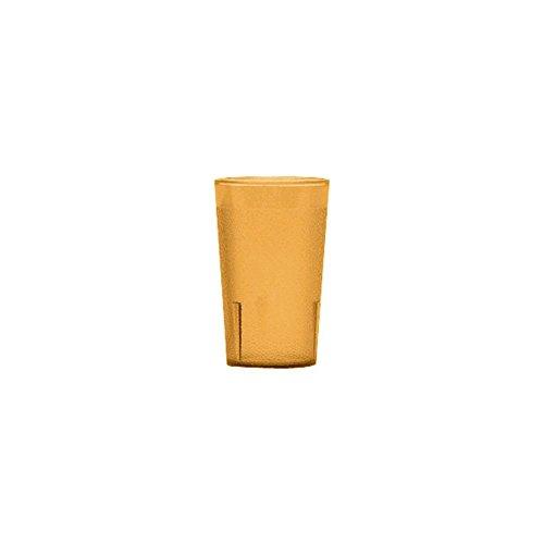 - Cambro Colorware Amber 9.5 oz Tumbler