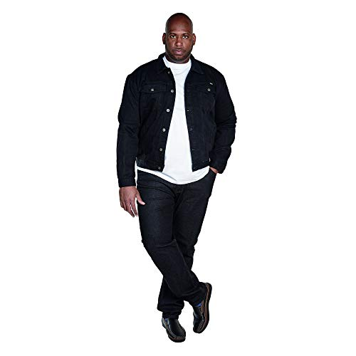 Duke Stonewash Jeans Giacca Western In Uomo pnarpBqt