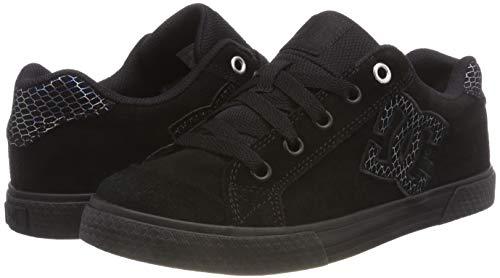 Chaussures Dc Argent Se Skateboard Noir De Femme 0sb noir Chelsea rqrwWaTE