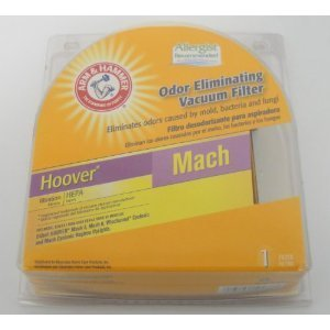 Hoover Hepa Filter Mach Fits Hoover Mach 5, Mach 6, Windtunn