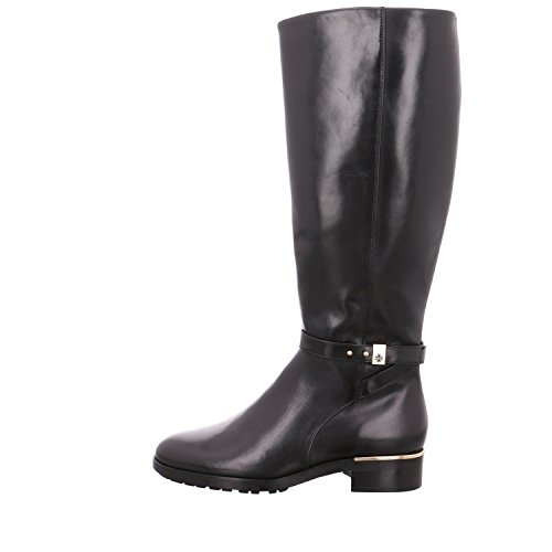 Hogl Long Boot With Strap 100620 Black