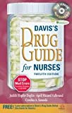 img - for Davis's Drug Guide for Nurses + Resource Kit CD-ROM 12th (twelve) edition book / textbook / text book