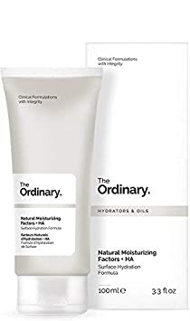 The Ordinary Natural Moisturizing Factors + Ha Surface Hydration 100ml by The Ordinary