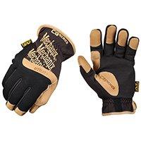 MechanixWearProducts Glove Large10 Cg Brown/Black, Sold as 1 Pair