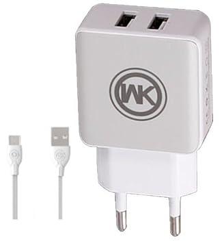 Remax wp-u11-m Juego de Cargador 2 USB con Cable Micro ...