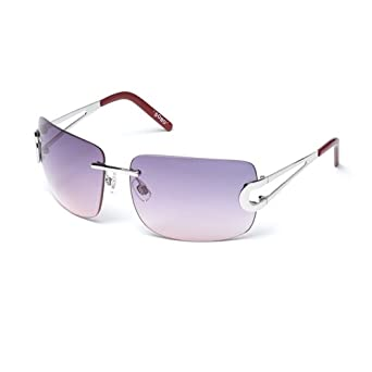 51a492735149 MUK Women's Soho Sunglasses Gold Frame with Smoke Lens MUK087667 One Size