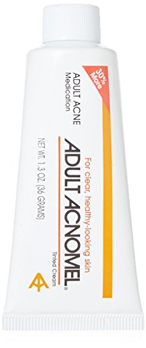 Acnomel Adult Acne Medication Cream 1.3 Oz (Adult Cream Acne Treatment)