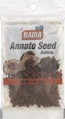 Badia Annato Seed, 1-Ounce (Pack of 12) ( Value Bulk Multi-pack)