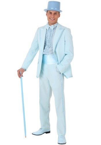 Dumb and Dumber Costumes: Blue and Orange Tuxedos for Harry, Lloyd ...
