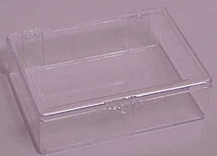 6e874ae4445 Image Unavailable. Image not available for. Color  Ultra Pro Hinged 35 Card  Storage Box ...