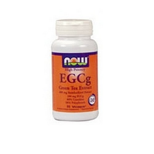 - Now Foods Egcg Green Tea Extract, 90 Vcaps by NOW