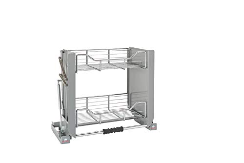 (Rev-A-Shelf - 5PD-24CRN - Small Wall Cabinet Pull-Down Shelving System)