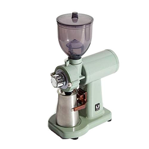 Urbanic 060 Home Automatic Electric Coffee Grinder Grinding Mill 220V (Green) by [UrbanicOEM] (Image #7)