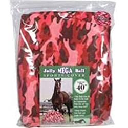 "Horsemen's Pride Jolly Mega Cover for Horses, 40"", Pink Camo"