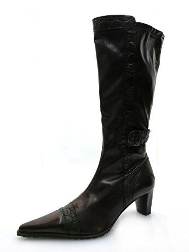 Tamaris Strechstiefel Stiefel Damenschuhe Schuhe Braun