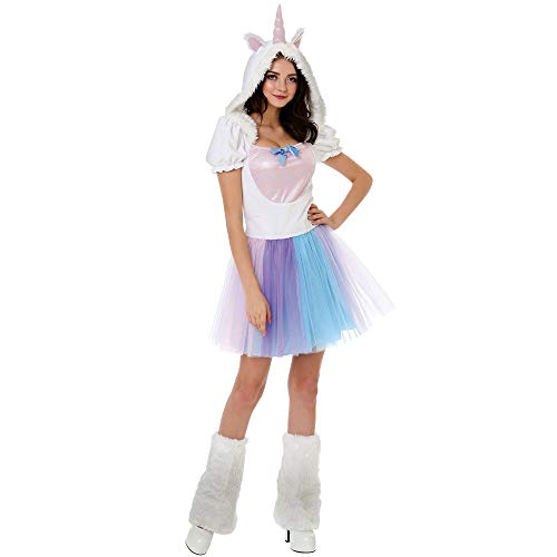 Magical Unicorn Halloween Costume Adults | Great Parties & Leg Warmers