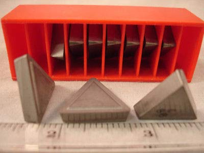 (TPMX 433R S6 SANDVIK Carbide Inserts (10pcs))