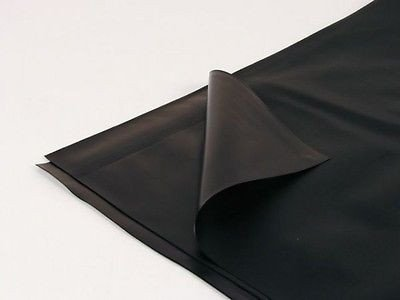 6' 6'' x 6' 6'' Greenseal EPDM Rubber Pond Liner For Small Pond 15 Yr Guarantee