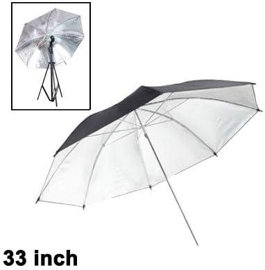 WEIHONG Black WEIHONG Sparkling 33 inch Flash Light Reflector Umbrella