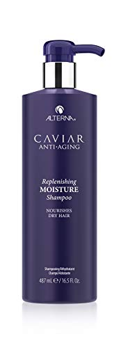 Alterna Caviar Anti-Aging Replenishing Moisture Shampoo, 16.5 Ounce