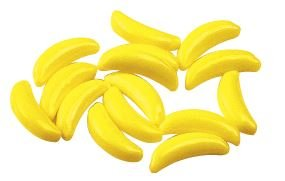 Banana Fruit Pressed Candy - 5 Lbs by Dylmine Health
