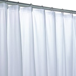 Attrayant Extra Wide Shower Curtain / Liner   92u0026quot; W X 72u0026quot; L   Clear