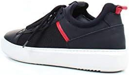 Nero Giardini Uomo sneakers in schep Con Para Alta Nero Mod. NG1292