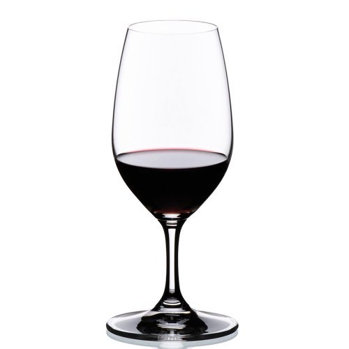 Riedel Vinum Leaded Crystal Port Wine Glass, Set of -