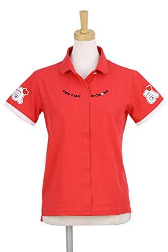 [アルチビオ] ポロシャツ シャツ(H) アルチビオ A859313 S(36) レッド(020) B07SBLXFMS