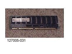 133 Mhz Dimm Module - Compaq Genuine 256MB 133Mhz DIMM module (1x256MB) Proliant DL380 ML370 G3 - Refurbished - 127005-031