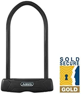 Candado rigido Abus Granit 460 300x109x12 mm negro: Amazon.es ...