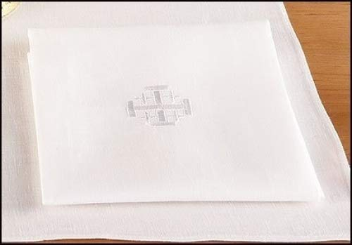 4 Pack of 100% Linen Towels for Church Celebrations