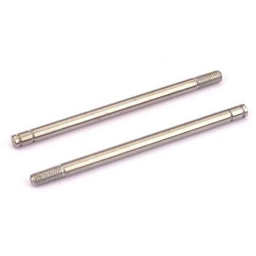 Qiyun Traxxas 2765 Hard Shock Shafts Piston Rods 2 XL x Long Slash ()