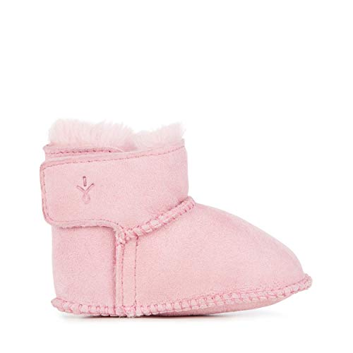 EMU Australia Kids Baby Bootie Winter Real Sheepskin Boots Size 18M+ - Emu Baby Bootie