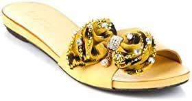 Bueno Shoes Flat Slipper For Women