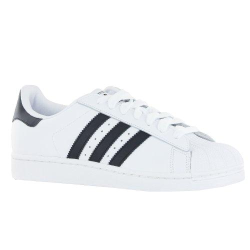 Adidas , Baskets mode pour homme Blanc White Black - Blanc - White Black, 44