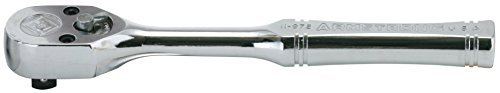 Armstrong Handles (Armstrong 11-972 3/8-Inch Drive 7-3/8-Inch Teardrop Ratchet Polished Handle by)