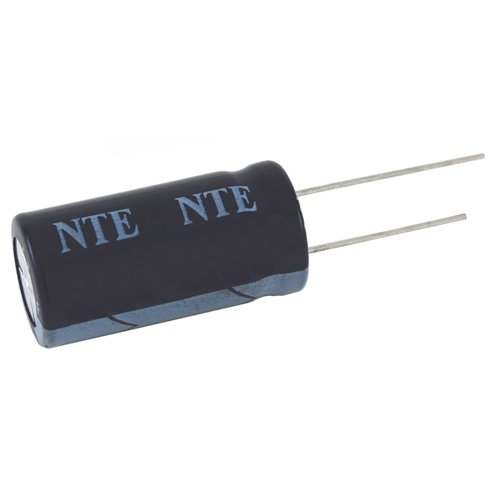 680 /µF Capacitance 20/% Tolerance Radial Lead NTE Electronics VHT680M50 Series VHT Aluminum Electrolytic Capacitor 105 Degree Max Temp 50V Inc.