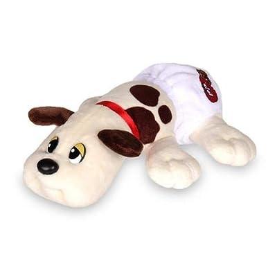 Pound Puppies : Newborn White & Brown Spots: Toys & Games [5Bkhe0502902]