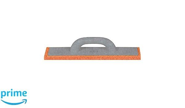 REFINA 261312 flotador largo estrecho de 16 pulgadas color naranja medio
