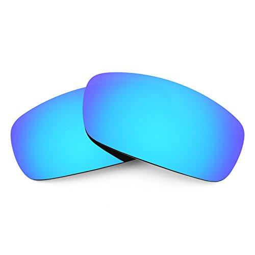 Verres de rechange pour Electric Technician — Plusieurs options Bleu Glacier MirrorShield® - Polarisés