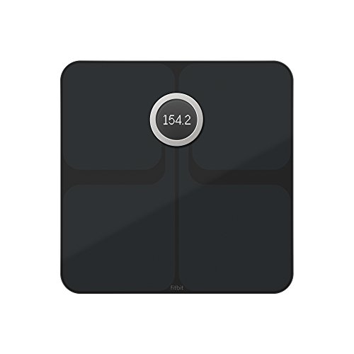 Fitbit Aria 2 Intelligente Wlan-Waage