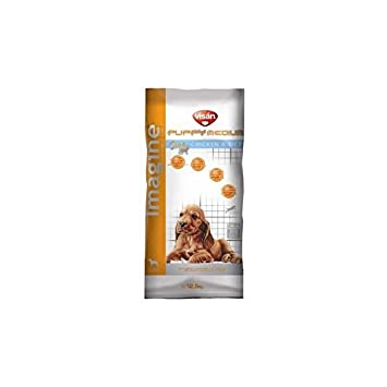 Imagine - Puppy Medium Saco De 1 Kg: Amazon.es: Productos ...