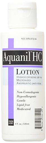 Aquanil Hc Hydrocortisone Lotion, 4 oz by Aquanil (Hydrocortisone Lotion 1)
