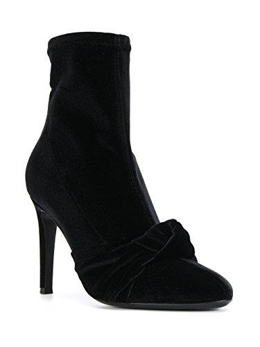 Women's Giuseppe Boots Design Ankle Zanotti I770058005 Velvet Black FFEOqy